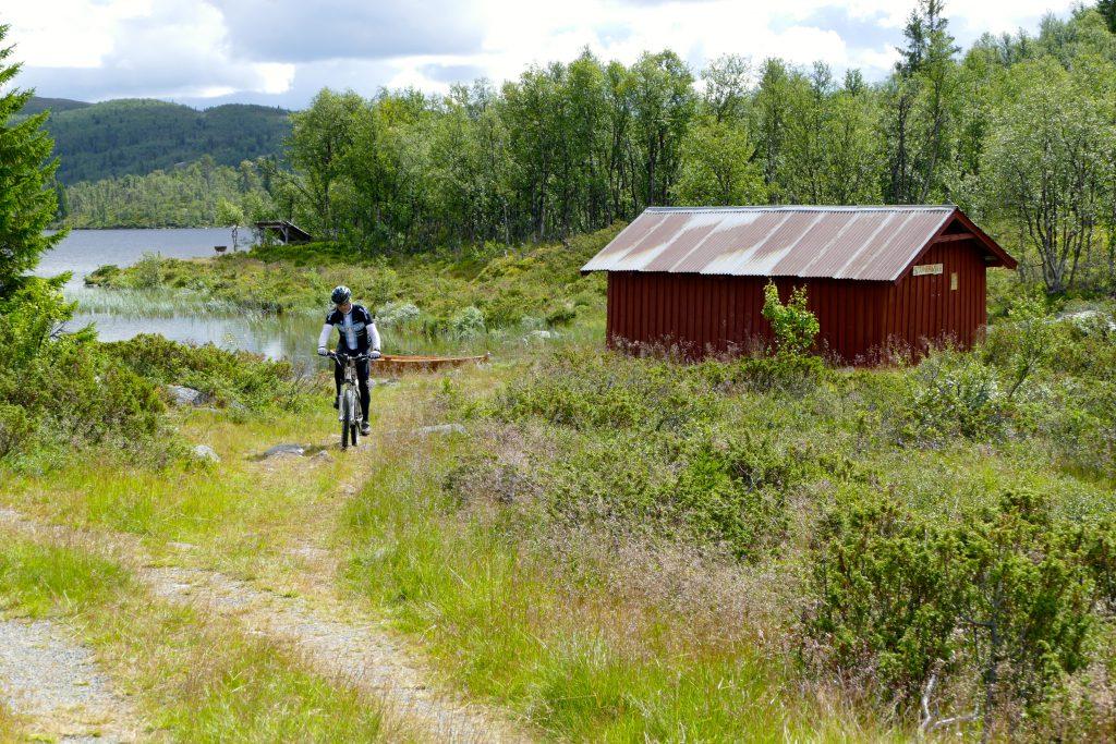 Idyll ved Stogofjorden
