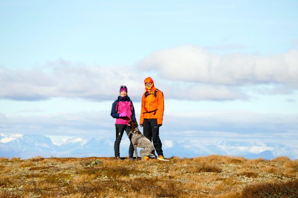 Nystølfjellet kan skryte av utsikten de gir turfolkeet